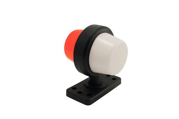 Bild på Positionsljus Vit/Orange