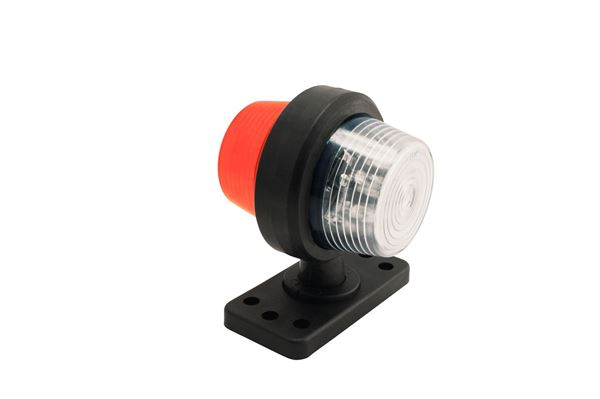 Bild på Sidomarkeringljus Vit/Orange