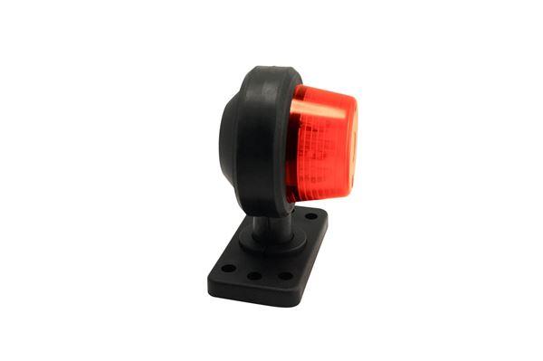 Bild på Sidomarkeringsljus Orange / Täcklock