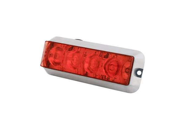 Picture of Strobe Light Yellow/Amber LED