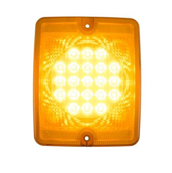 Bild på Gylle Premium 21 LED Baklykta Blinkers funktion