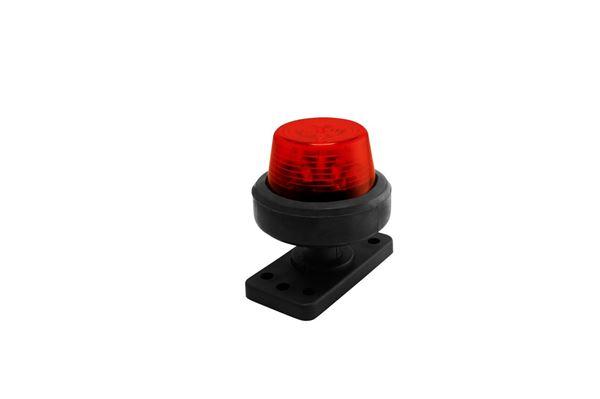 Bild på Sidomarkeringsljus Röd Y-modell