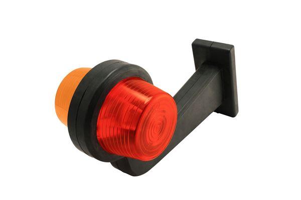 Bild på Sidomarkeringsljus Röd / Orange