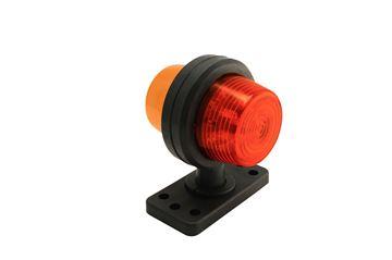 Bild på Sidomarkeringljus Röd/Orange