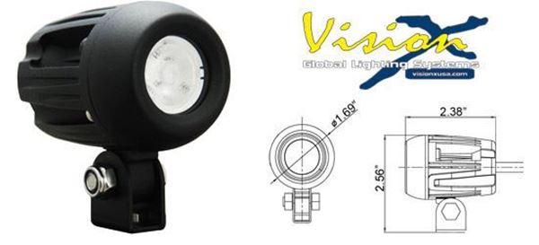 Bild på VisionX solo Pod Mini 5w 60Grader