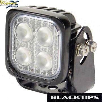 Bild på VISION X BLACKTIPS 4 LED 12W 60° ECER23