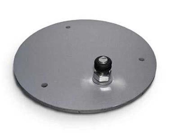 Bild på Fästplatta till Rotorljus diameter 170mm