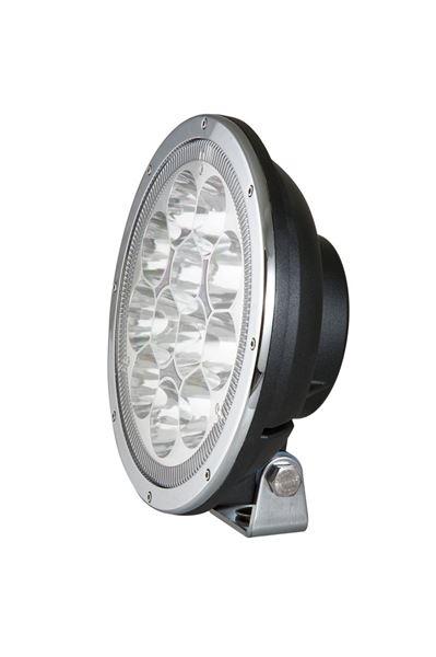 Bild på  LED Extraljus 120w E-Godkänd 9″