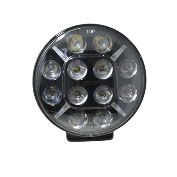 Bild von LED Extraljus 7″ DRL ljus e-märkt