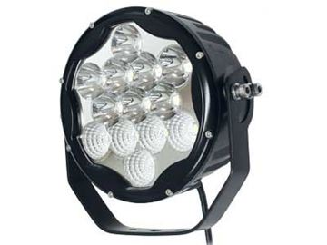 Bild på LED Extraljus 8″ 130 watt 10-32Volt 200mm