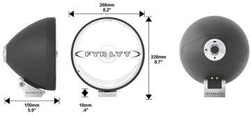 Bild på FYRLYT LUXSIS 5000 24V